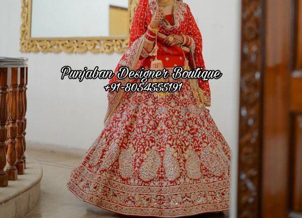 Bridal Lehenga Designer Germany UK