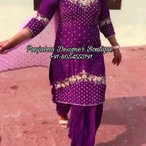 Designer Boutique Punjabi Suit Australia