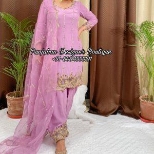 Designer Punjabi Suit Boutique Australia Canada