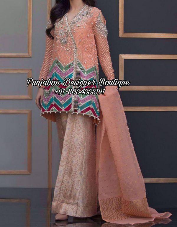 Designer Punjabi Suits Boutique Germany