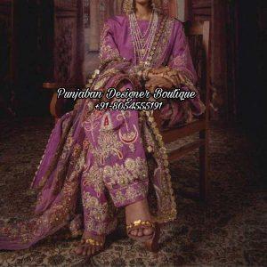 Designer Punjabi Suits Boutique UK