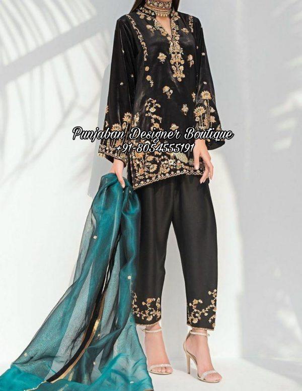 Designer Punjabi Suits Singapore