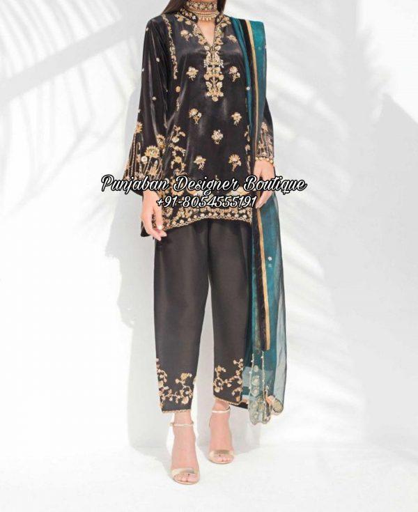 Designer Punjabi Suits Singapore UK