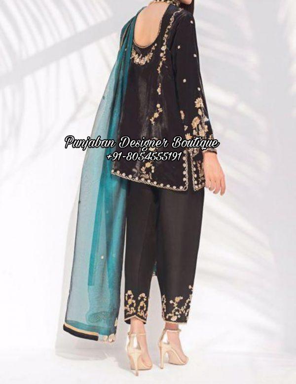 Designer Punjabi Suits Singapore UK USA