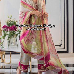 Latest Design Of Punjabi Suits UK