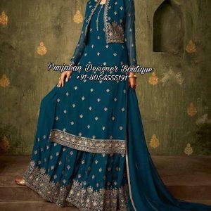 Latest Designer Punjabi Suits USA UK Canada