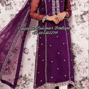 Latest Designs In Punjabi Suits USA UK Italy