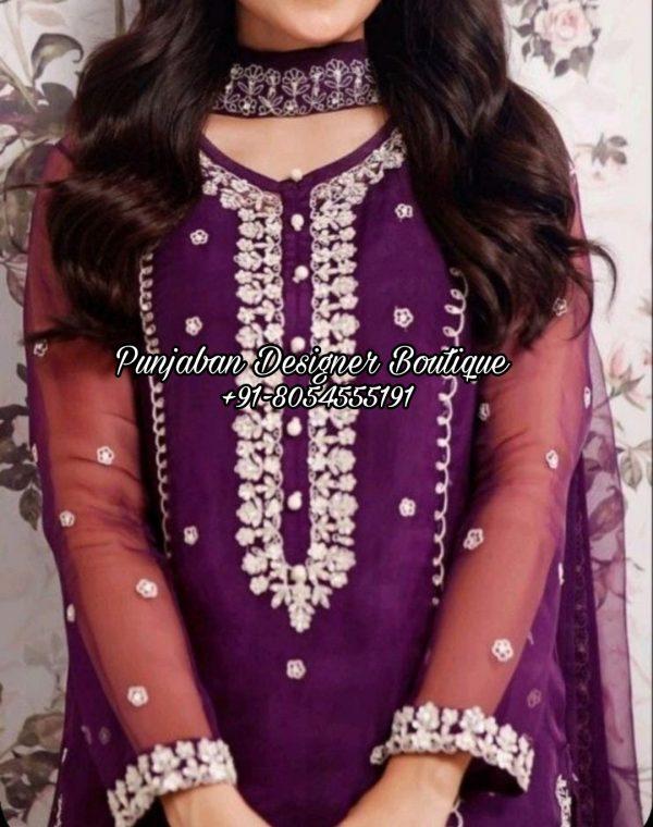 Latest Designs In Punjabi Suits USA UK Italy Canada