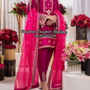 Latest Designs Of Punjabi Suits UK