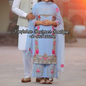 New Design OF Punjabi Suits UK