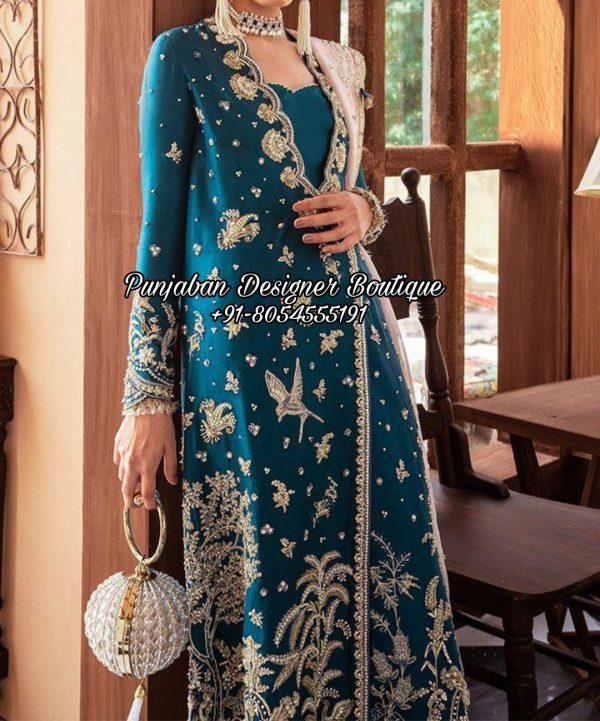 Punjabi Boutique Suits Canada