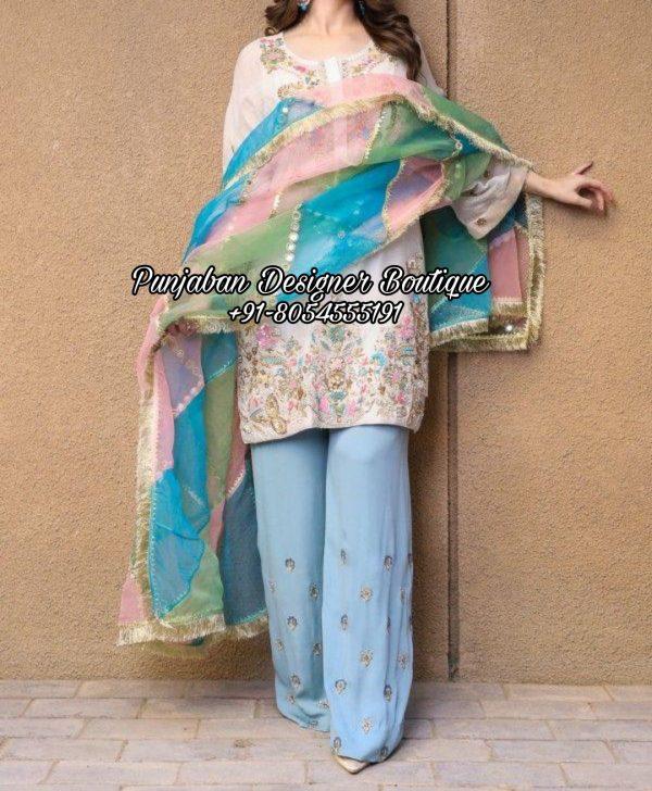 Punjabi Designer Boutique Suit Australia