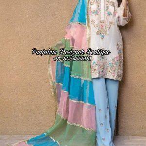 Punjabi Designer Boutique Suit Australia USA