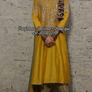 Punjabi Suit By Boutique UK