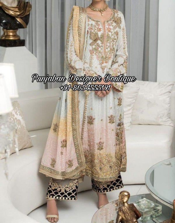 Punjabi Suits Boutique In Patiala USA