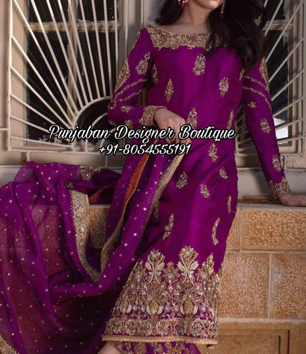Punjabi Suits Boutique Patiala UK