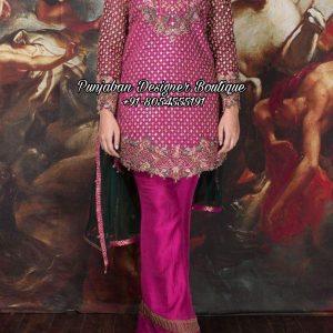Punjabi Suits Designer Boutique Singapore