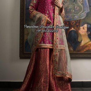 Punjabi Suits Designer Boutique UK