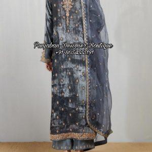 Punjabi Suits For Party Wear UK