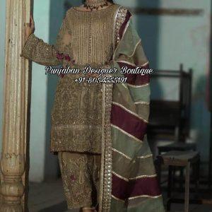 Punjabi Suits For Wedding Australia