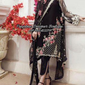 Punjabi Suits Patiala Boutique Canada