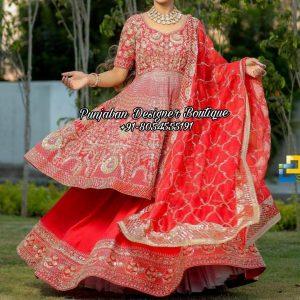 Wedding Lehenga Designs UK USA