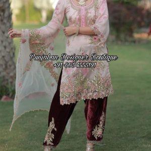 Wedding Punjabi Suits Australia UK USA