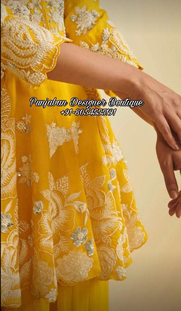Boutique Suit Punjabi Australia UK USA Canada