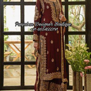 Punjabi Suits Online Boutique USA UK