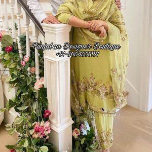 Salwar Suit Punjabi UK