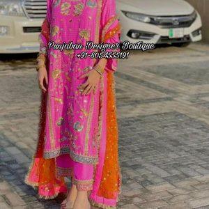 Boutique For Punjabi Suits California