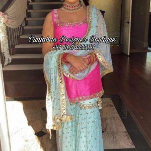 Canada Designer Punjabi Suits Boutique