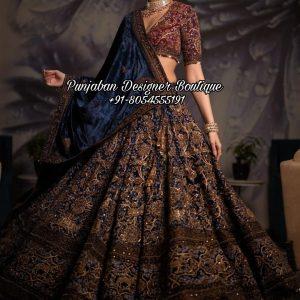 Chandni Chowk Lehenga Online UK USA