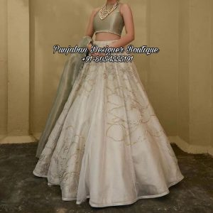 Chandni Chowk Lehengas Online USA