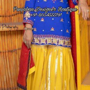 Designer Suit Punjabi USA