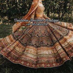Lehengas For Indian Wedding USA UK