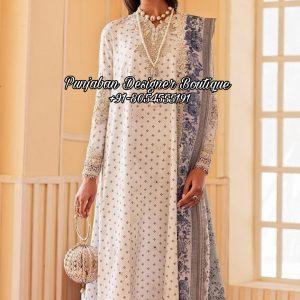 USA Designer Boutique Punjabi Suit